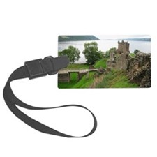 Urquhart Castle Luggage Tag