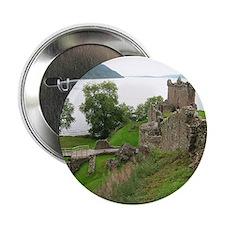 """Urquhart Castle 2.25"""" Button"""