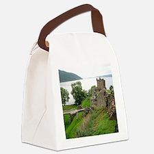 Urquhart Castle Canvas Lunch Bag