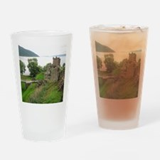 Urquhart Castle Drinking Glass
