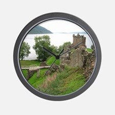 Urquhart Castle Wall Clock