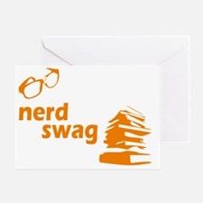 nerd swag3 Greeting Card