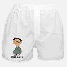 jong II jong gone Gails Boxer Shorts