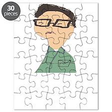Kim Jong II Puzzle