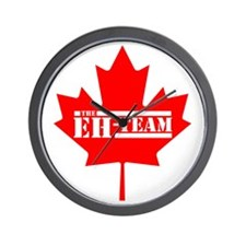 ehteamextras Wall Clock