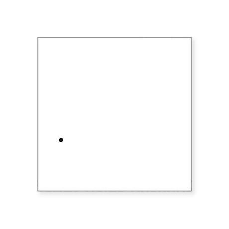 """dino3 Square Sticker 3"""" x 3"""""""