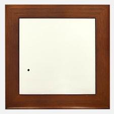 dino3 Framed Tile