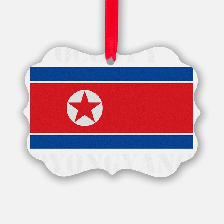 Occupy Pyongyang Ornament