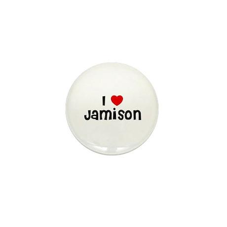 I * Jamison Mini Button (10 pack)