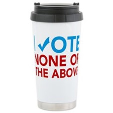 none-of-the-above Travel Mug