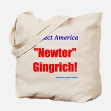newtered Tote Bag