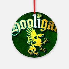 Hooilgan-poster Round Ornament