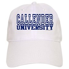 CALLENDER University Baseball Cap