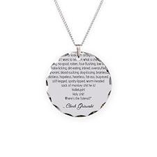 clark-glass-1 Necklace