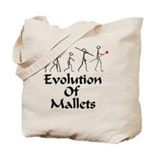 funny mallet evolution xylophone, vibes,  Tote Bag