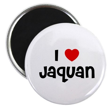 """I * Jaquan 2.25"""" Magnet (10 pack)"""
