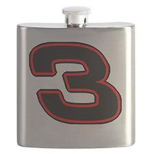 DE3blk_red Flask
