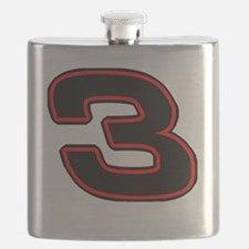 DE3blk_red Flask