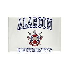 ALARCON University Rectangle Magnet