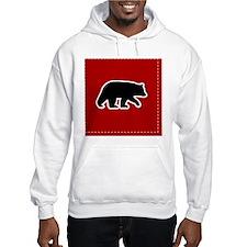 bearredpillow Hoodie Sweatshirt