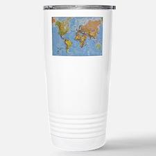 world Stainless Steel Travel Mug