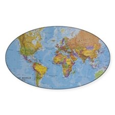 world Decal
