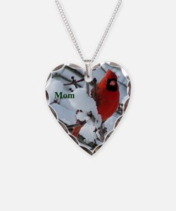 BD5x7SFb Necklace Heart Charm