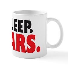 eatsleep_stein Small Small Mug
