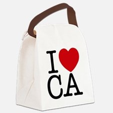 california Canvas Lunch Bag