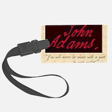 JOHNADAMS Luggage Tag