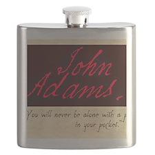 JOHNADAMS Flask