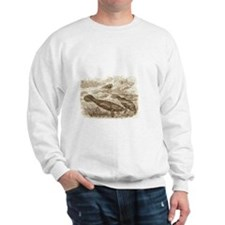 Stand By Your Manatee White Sweatshirt