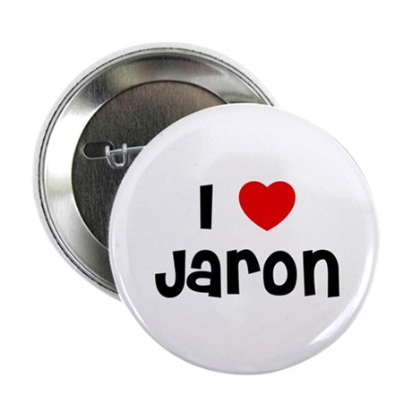 "I * Jaron 2.25"" Button (10 pack)"