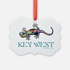 Key West Gekco Ornament