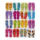 Beach Fleece Blankets