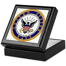 U.S. Navy Seal Keepsake Box