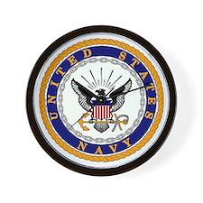 U.S. Navy Seal Wall Clock