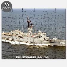 ainsworth de framed panel print Puzzle