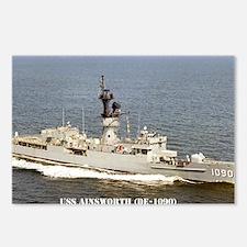 ainsworth de large framed Postcards (Package of 8)