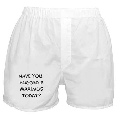Hugged a Maximus Boxer Shorts