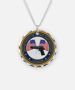hOMELAND sECURITY_edited-2 Necklace