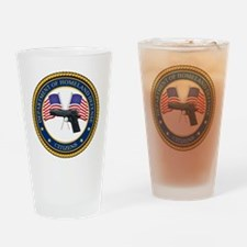 hOMELAND sECURITY_edited-2 Drinking Glass