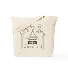 reel to reel Tote Bag