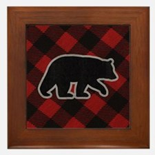 bearwallet Framed Tile