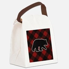 bearwallet Canvas Lunch Bag