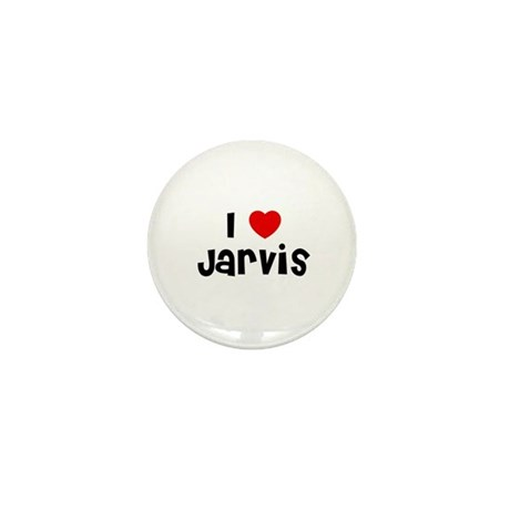I * Jarvis Mini Button (10 pack)