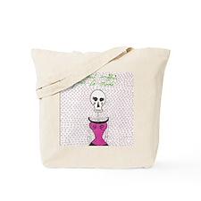 skullgirl Tote Bag
