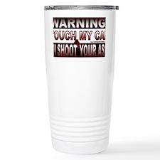 Touch my Car Travel Mug