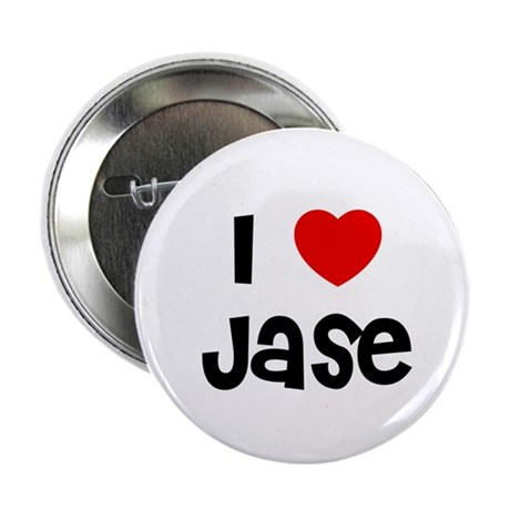 """I * Jase 2.25"""" Button (10 pack)"""