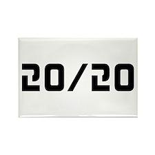 20/20 Vision Magnets